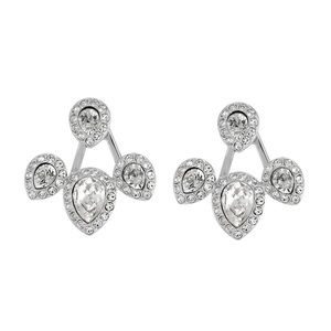 SWAROVSKI Christie Pierced Earrings with Jackets